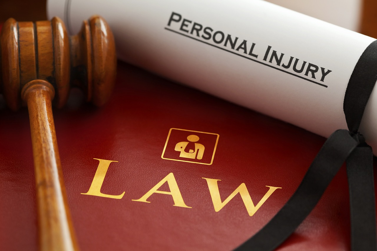 Image result for How To Claim For The Personal Injury Law
